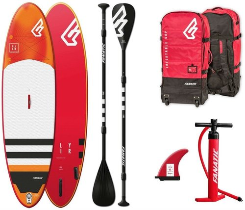 SUP-Package: Fanatic Fly Air Premium